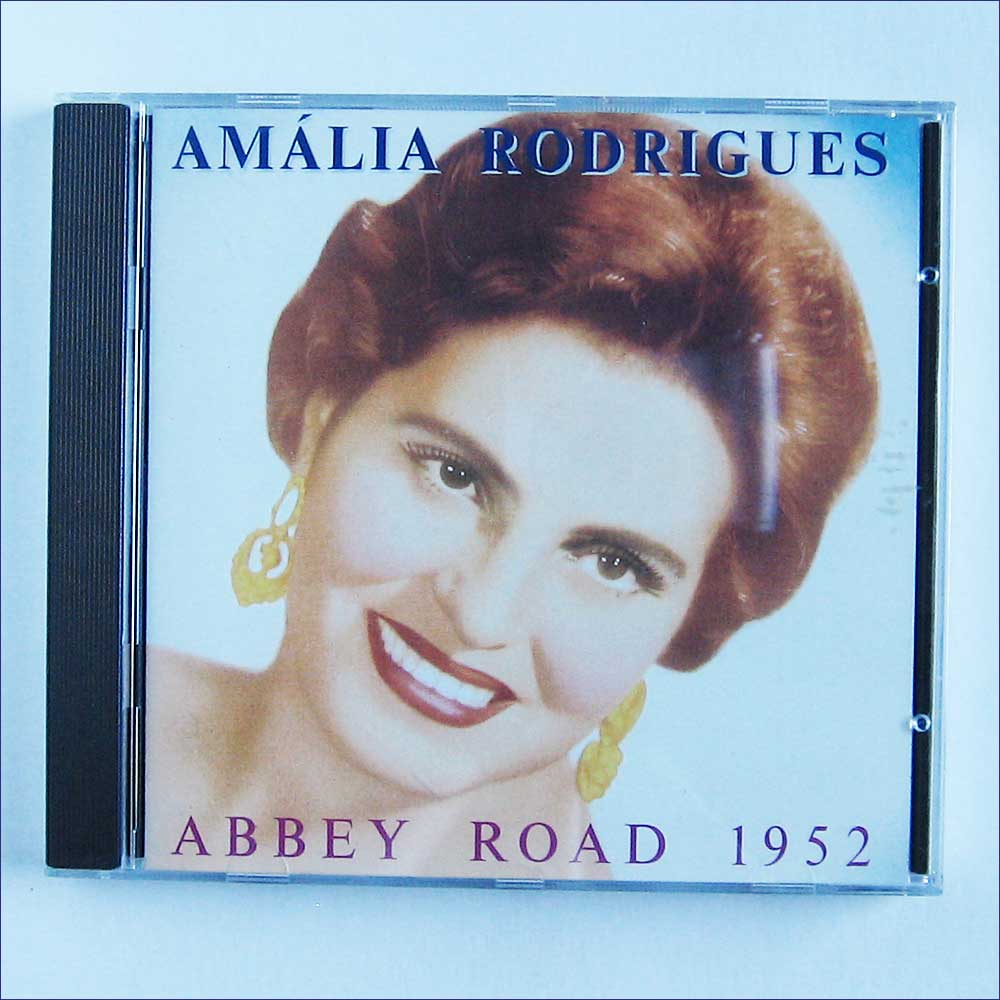 Amalia Rodrigues - Abbey Road 1952 (7811952)