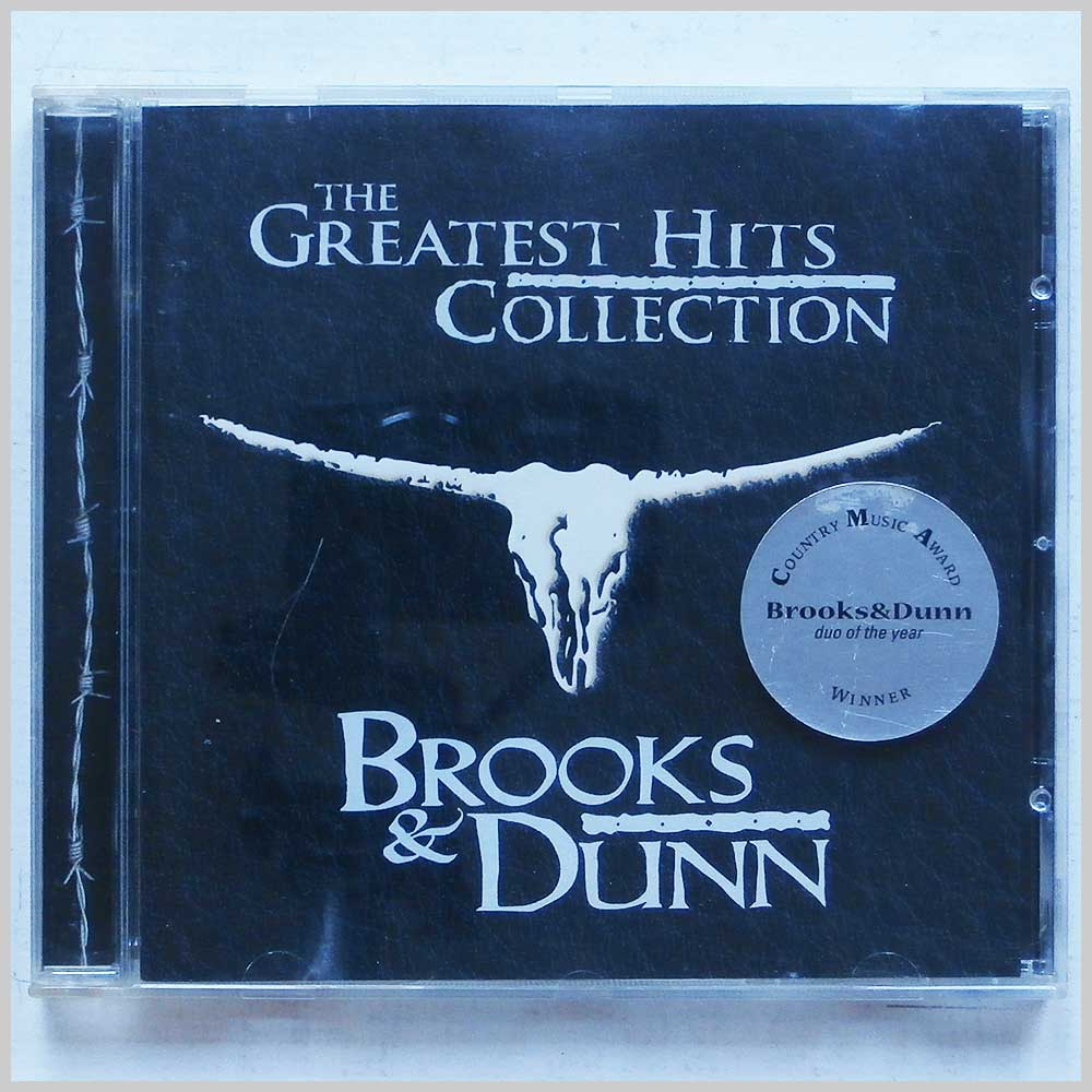 Brooks and Dunn - The Greatest Hits Collection (78221885225)