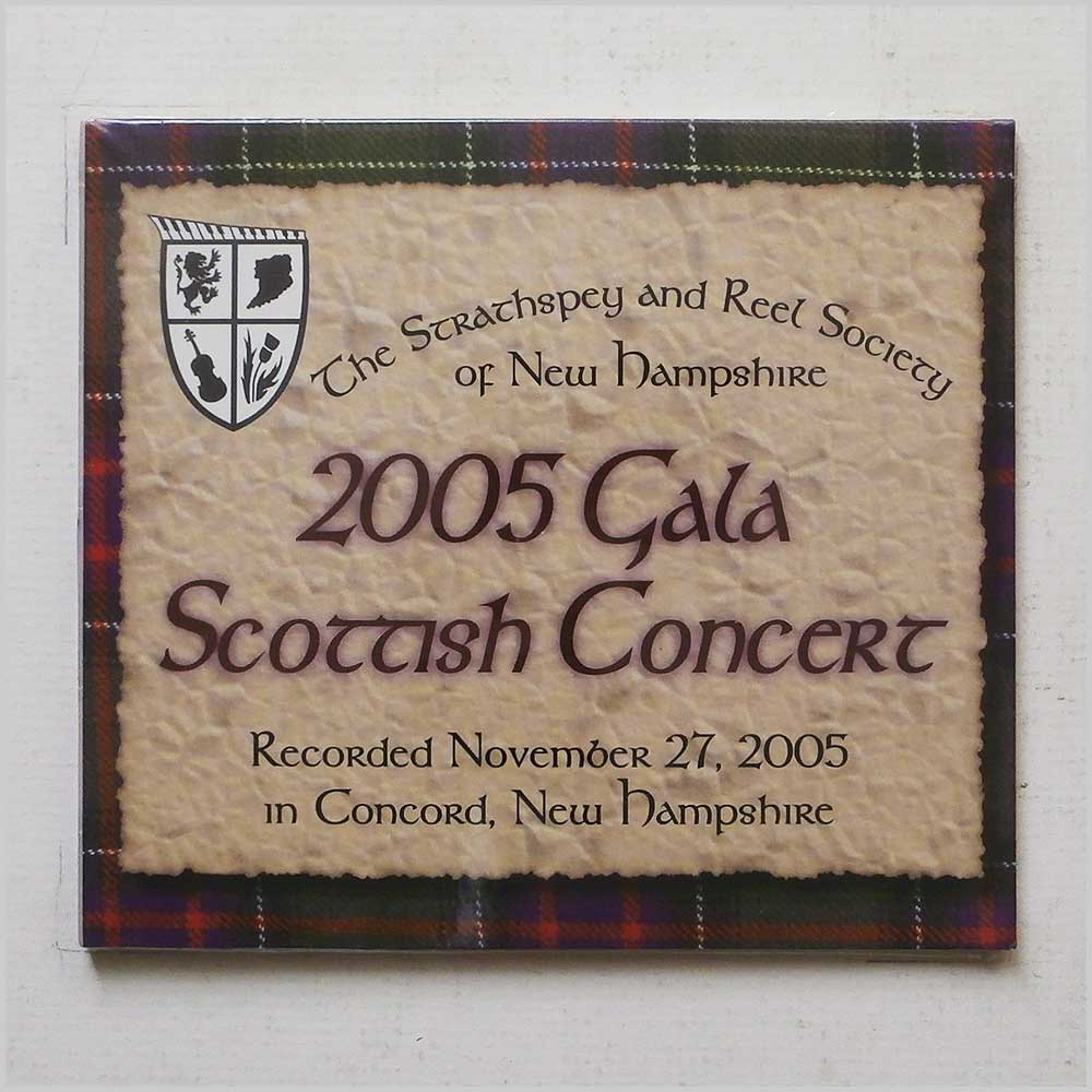 The Strathspey and Reel Society of New Hampshire - 2005 Gala Scottish Concert (783707311203)