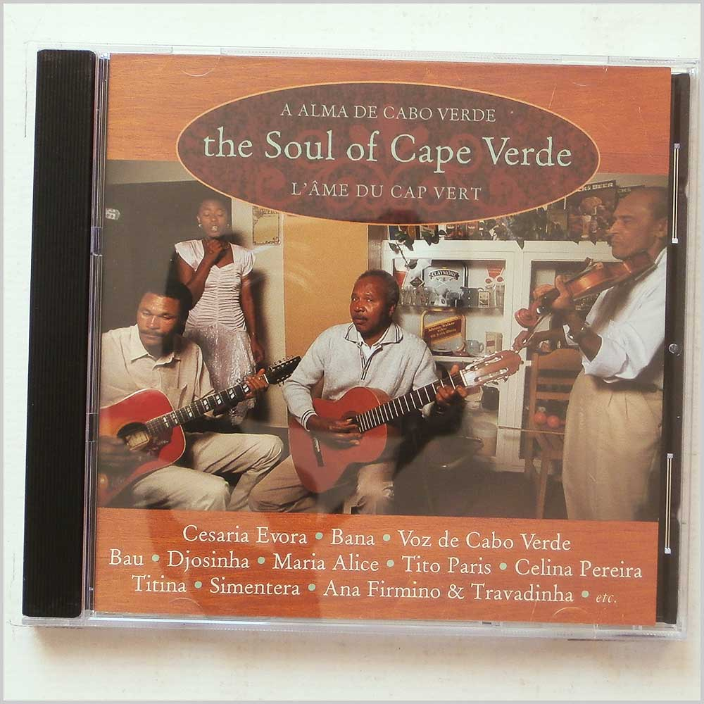 Various - Soul of Cape Verde (789428317326)