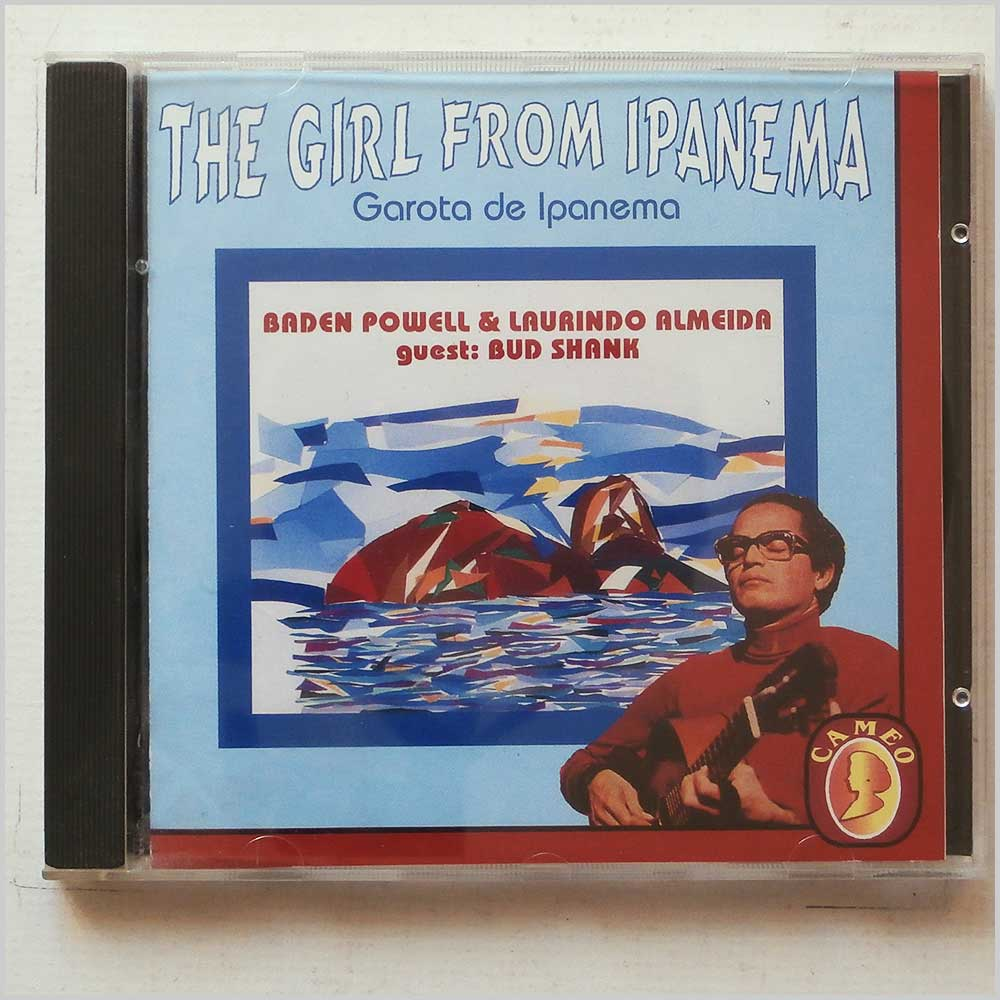 Baden Powell, Laurindo Almeida, Bud Shank - The Girl From Ipanema (8004883035410)