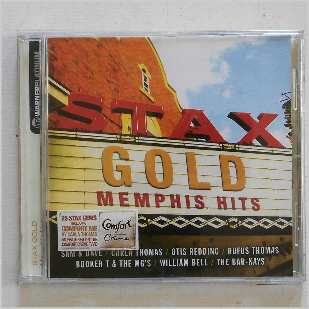 Various - Stax Gold: Memphis Hits (81227085629)