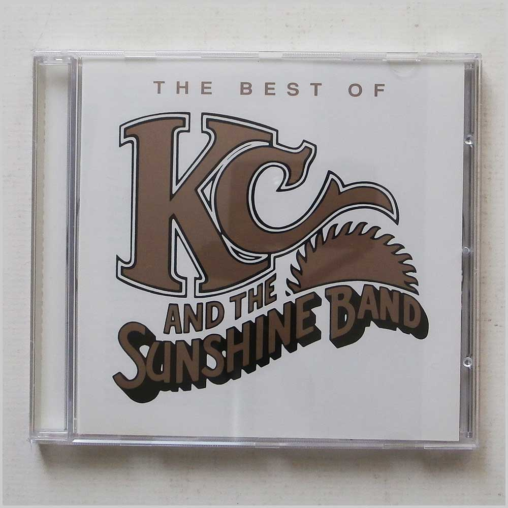 K.C. and The Sunshine Band - The Best of K.C. and The Sunshine Band (81227094027)
