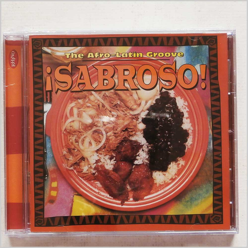 Various - Sabroso! The Afro-Latin Groove (81227520922)