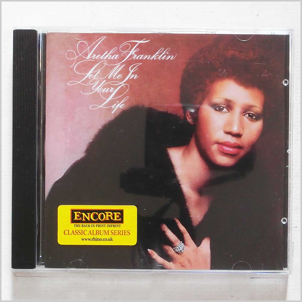 Aretha Franklin - Let Me In Your Life (81227992682)
