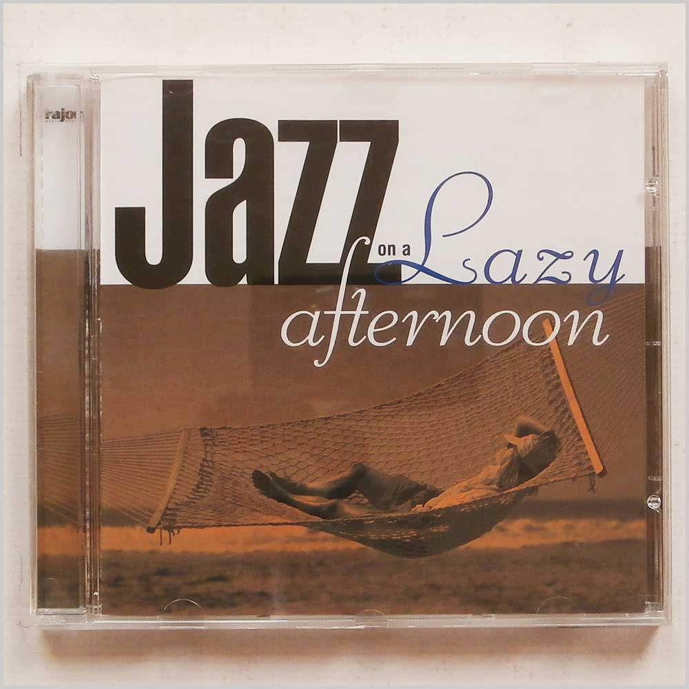 Various - Jazz on a Lazy Afternoon (822829101122)