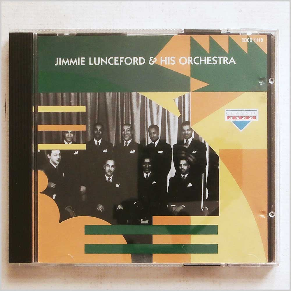 Jimmy Lunceford and His Orchestra - Jimmy Lunceford and His Orchestra (82333206922)