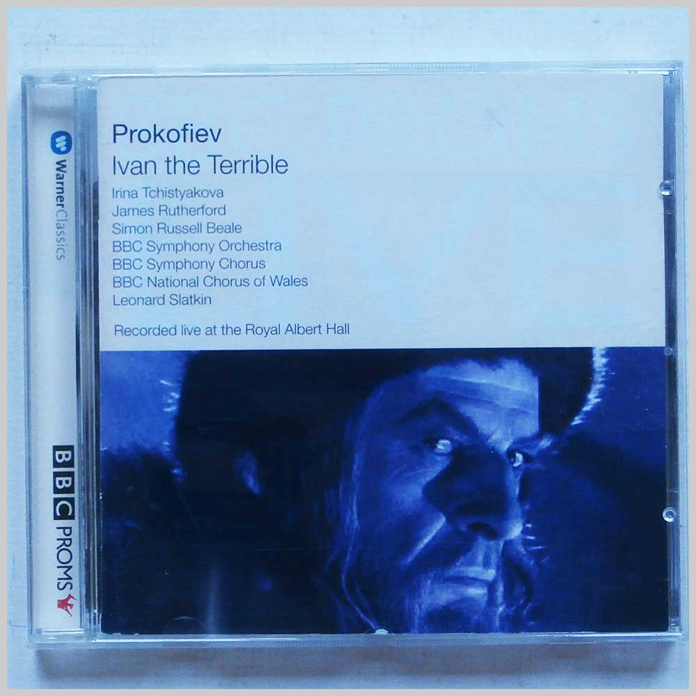 Simon Russell Beale, BBC Symphony Orchestra - Prokofiev: Ivan The Terrible (825646154920)