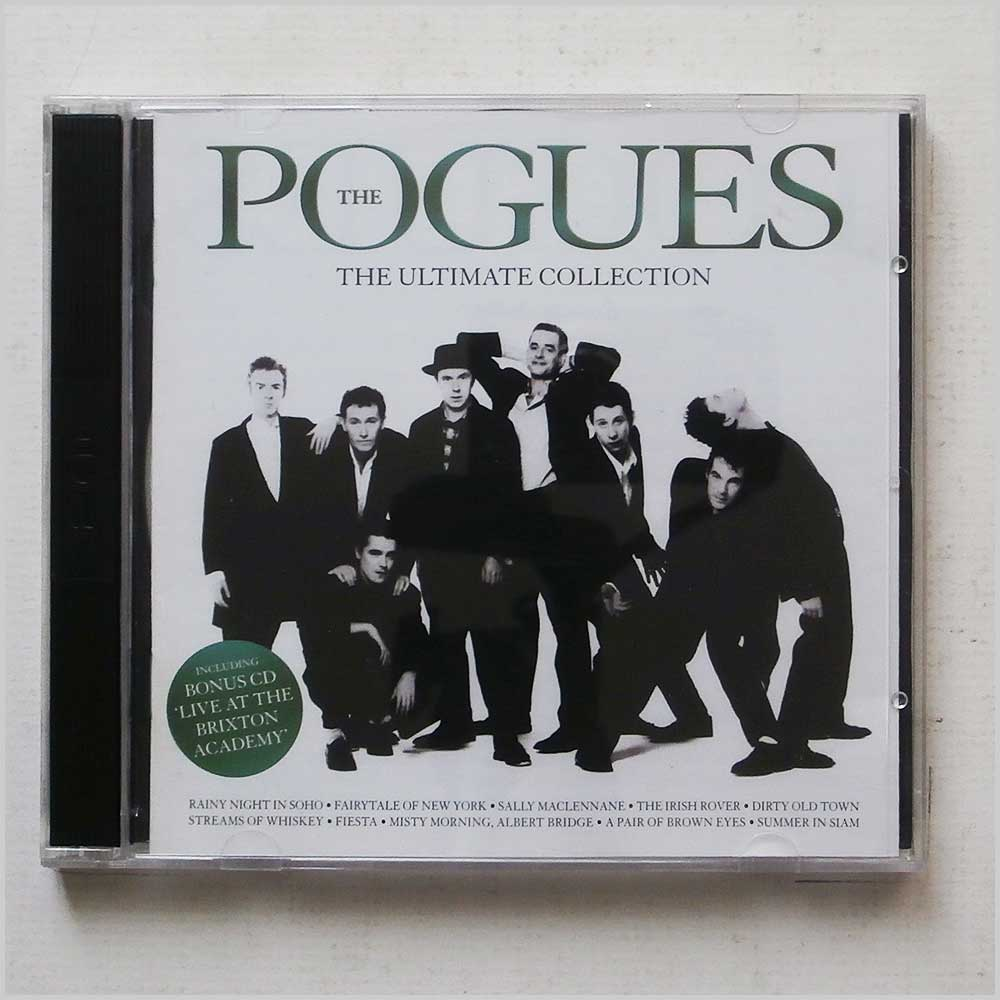 The Pogues - The Pogues: The Ultimate Collection (825646225422)