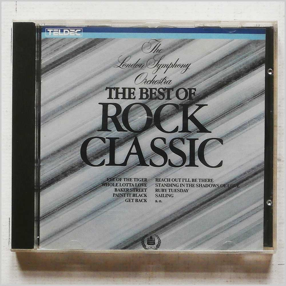 The London Symphony Orchestra, The Royal Choral Society - The Best of Rock Classic (8.25681 ZP)