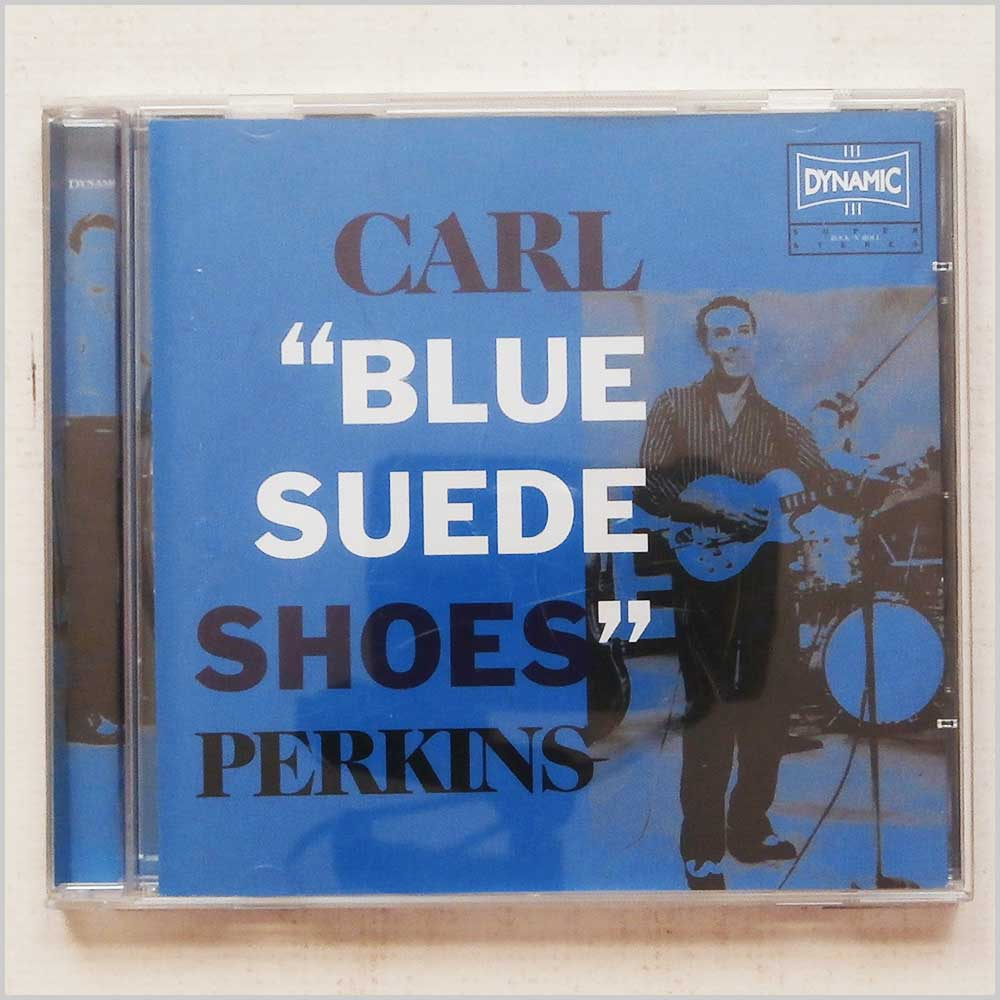 Carl Perkins - Blue Suede Shoes (827139203023)
