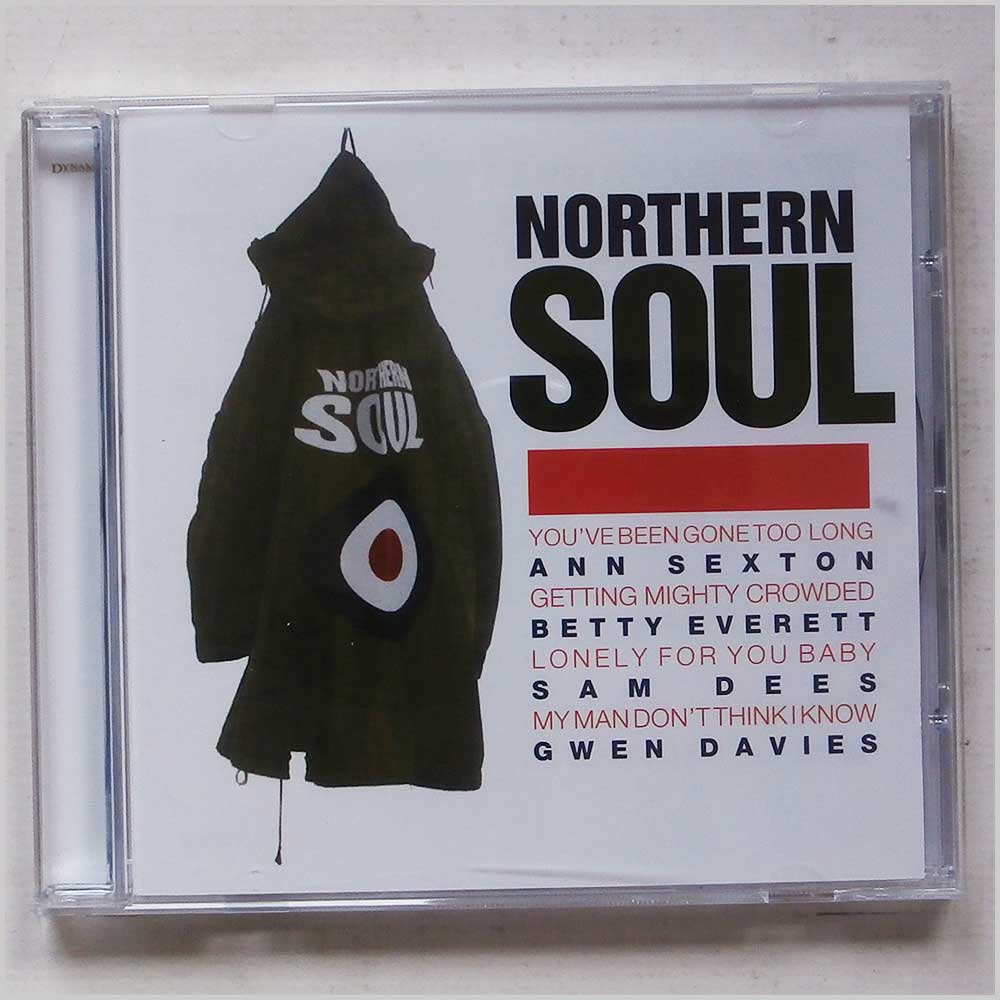 Various - Northern Soul (827139204525)