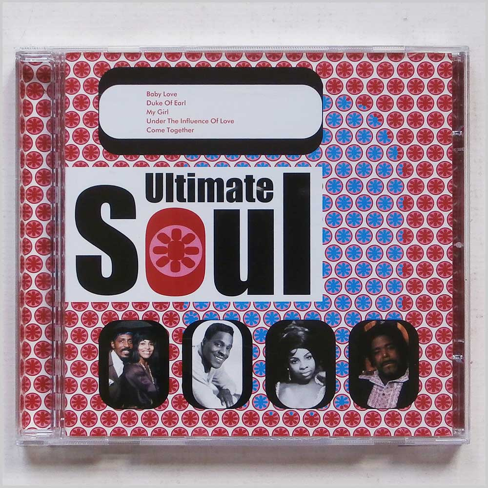 Various - Ultimate Soul (827139211424)
