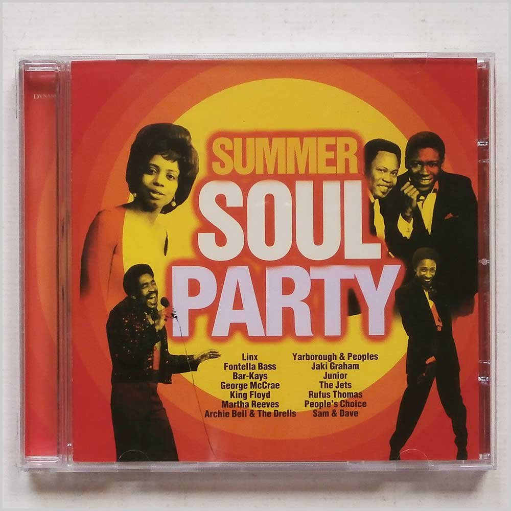Various - Summer Soul Party (827139211523)