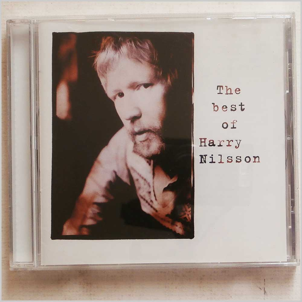 Harry Nilsson  - The Best Of Harry Nilsson (828765072120)