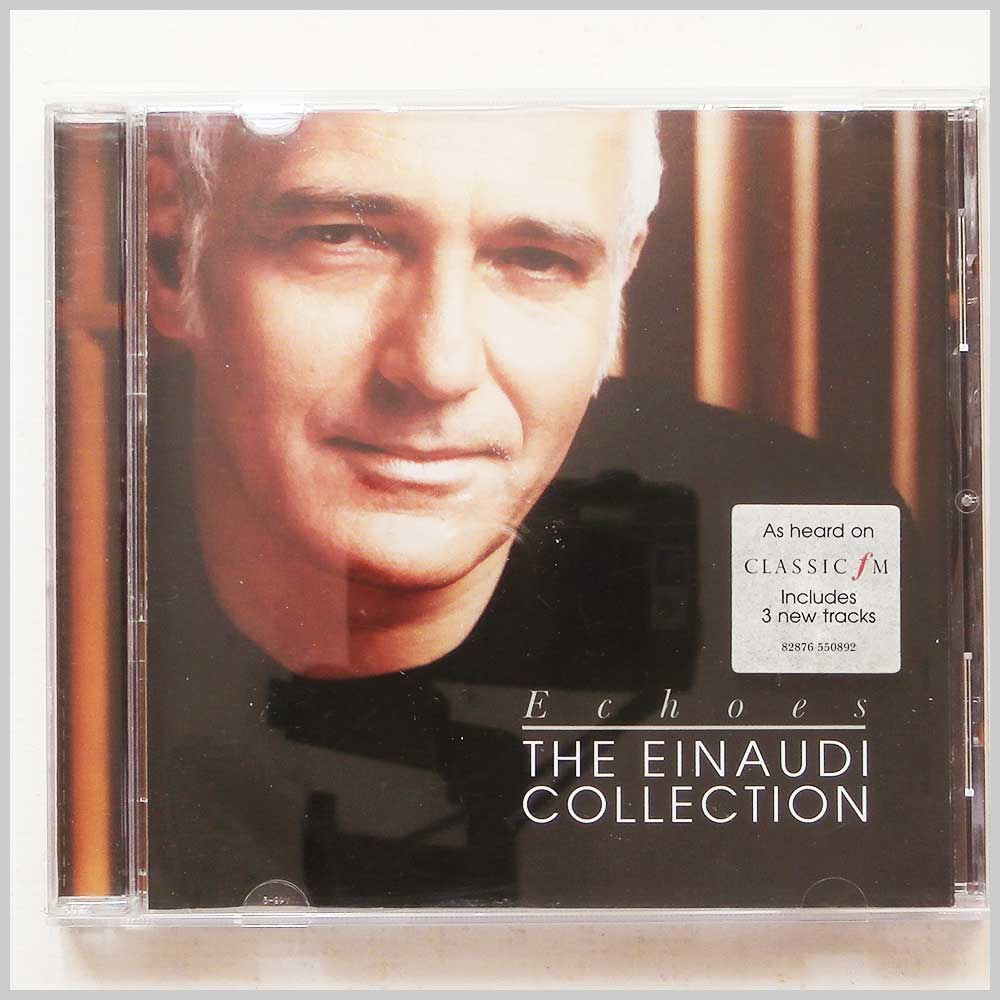 Ludovico Einaudi - Echoes: The Einaudi Collection (828765508926)