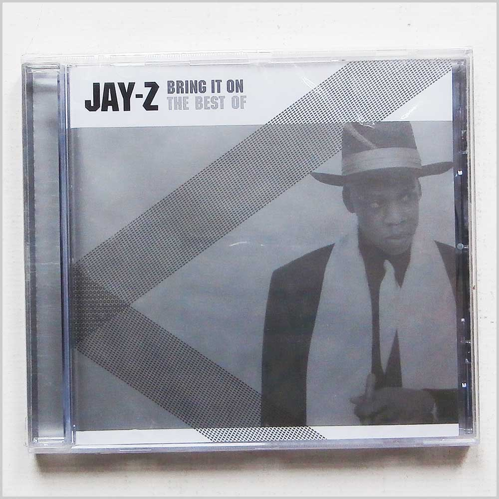 Jay-Z - Bring It On: The Best Of Jay-Z (828765669726)
