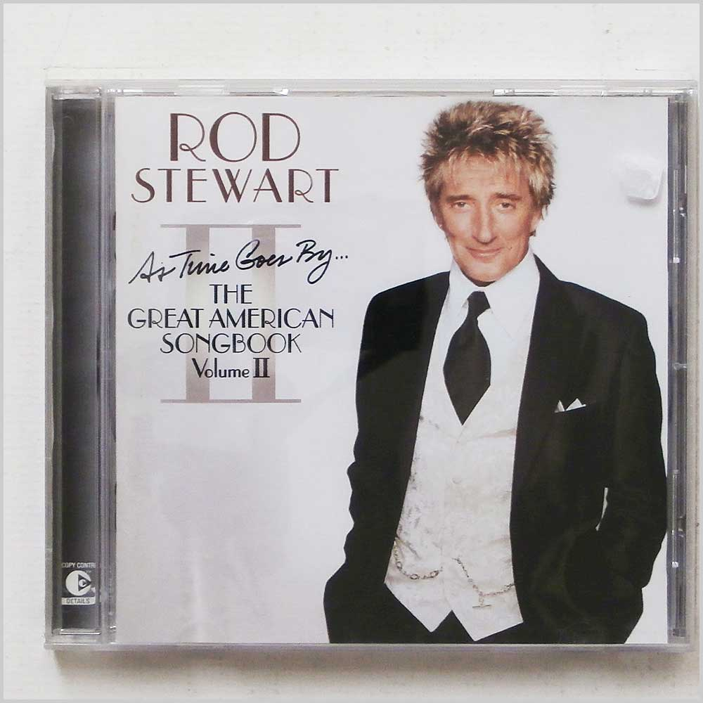 Rod Stewart - As Time Goes By: The Great American Song Book Volume II (828765748421)