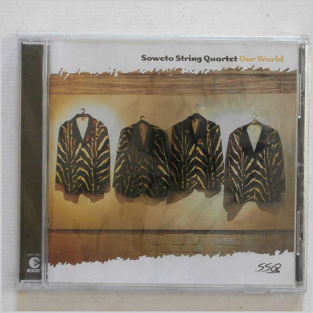 Soweto String Quartet - Our World (828765954228)