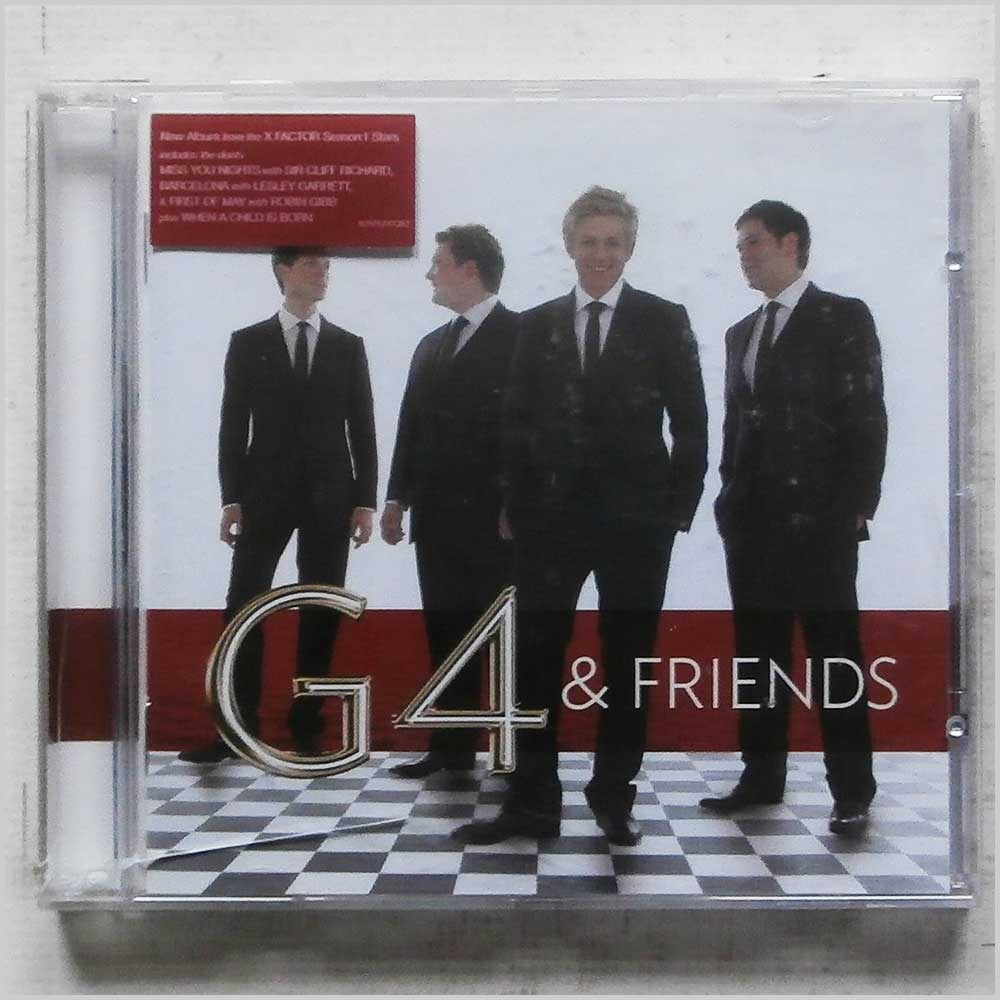G4 - G4 And Friends (82876747382)