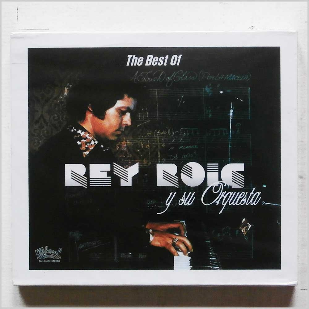 Rey Roig Y Su Orquesta - A Touch Of Class (Por La Maceta) The Best of Rey Roig Y Su Orquesta (8436 01445 645)
