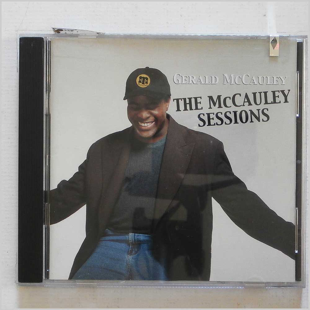 Gerald McCauley - The Mccauley Sessions (85365432529)