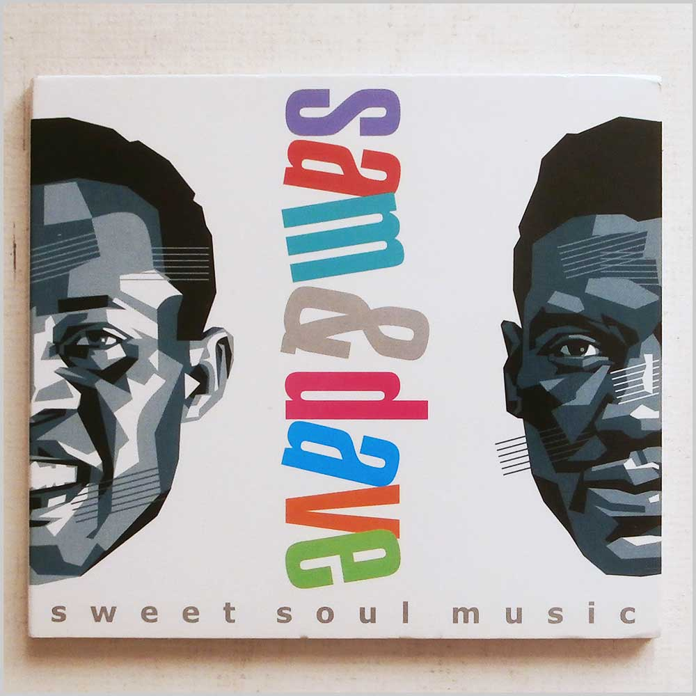 Sam and Dave - Sam and Dave: Sweet Soul Music (879205001132)