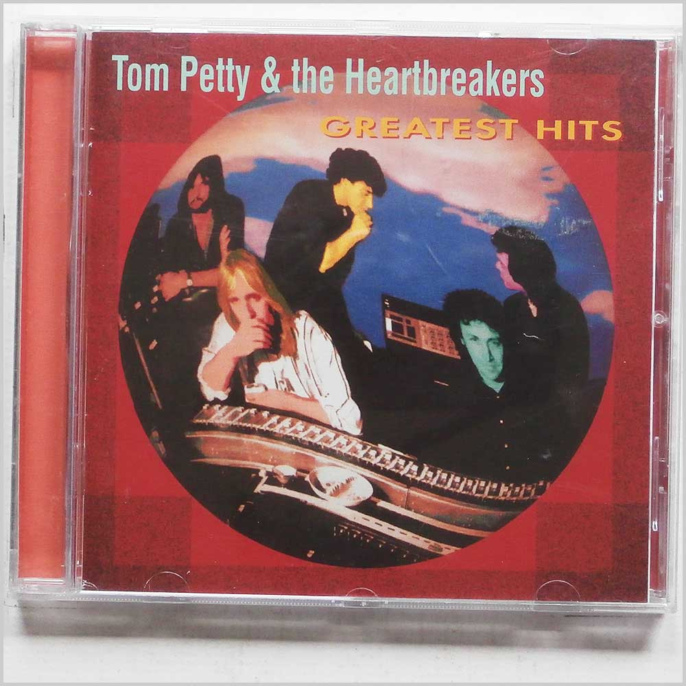 Tom Petty and The Heartbreakers - Greatest Hits (8811096427)