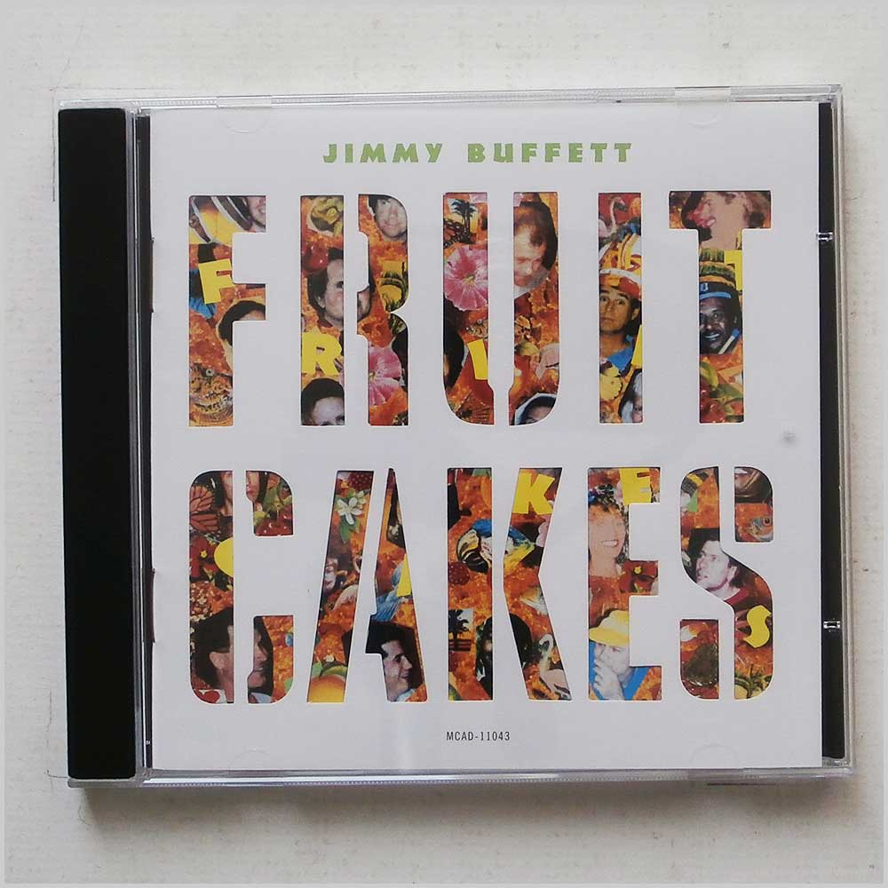 Jimmy Buffett - Fruitcakes (8811104320)