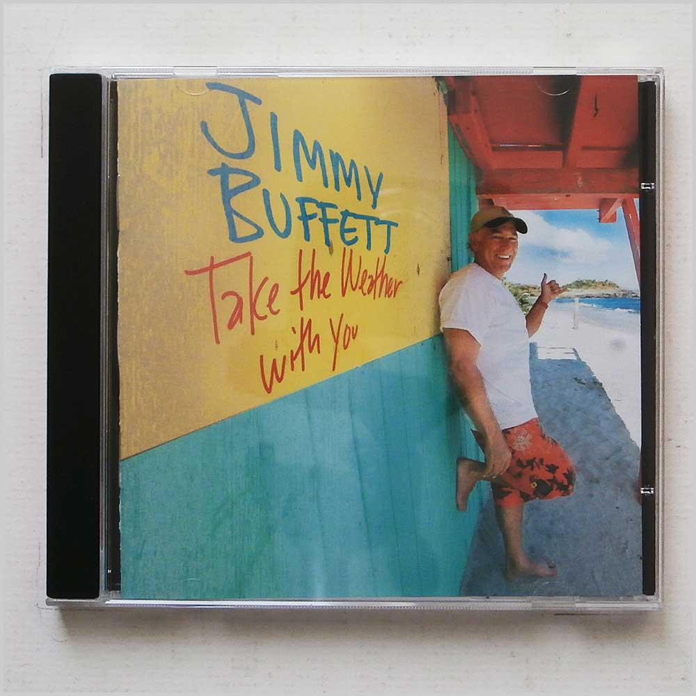 Jimmy Buffett - Take The Weather With You (886970033220)