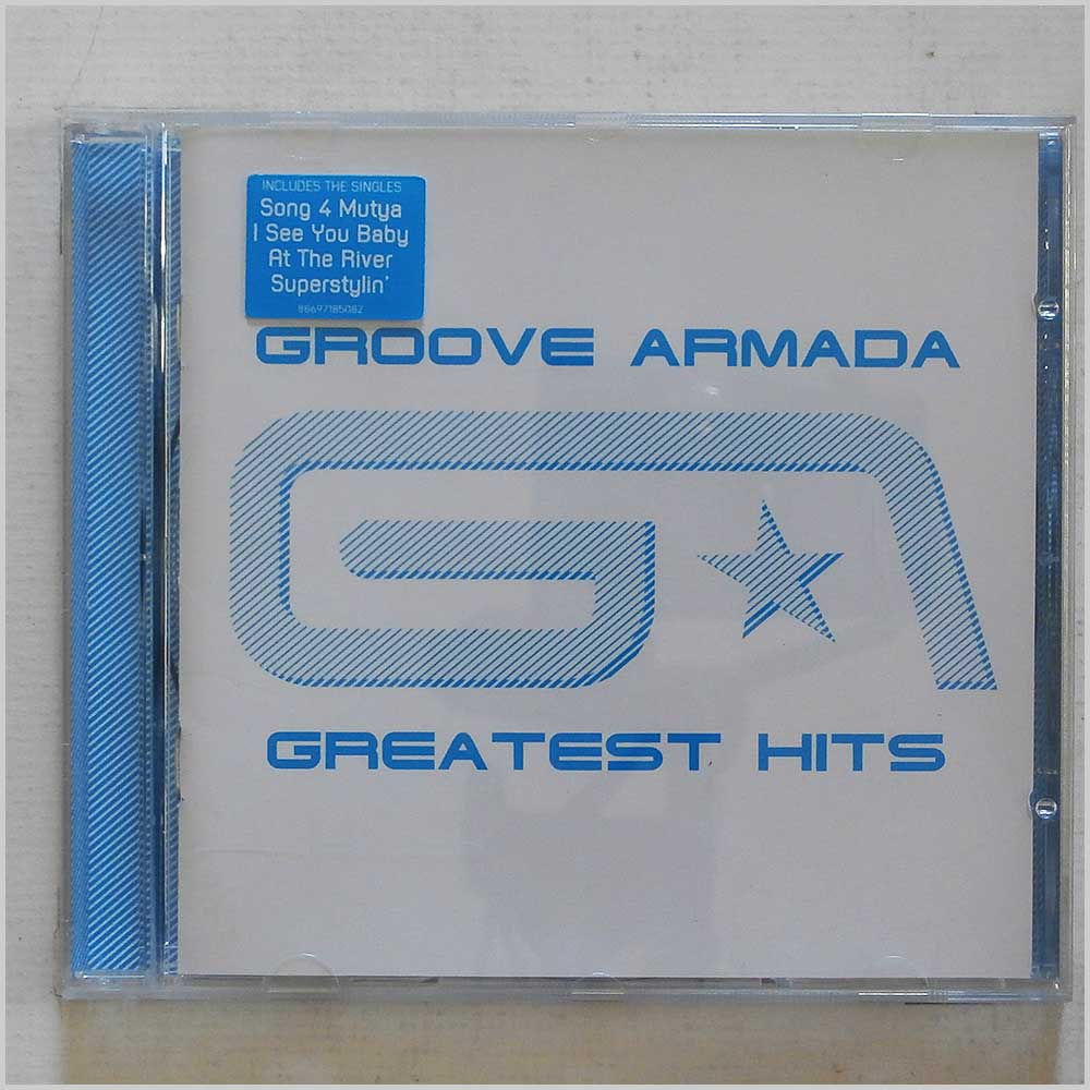 Groove Armada - Greatest Hits (886971850826)