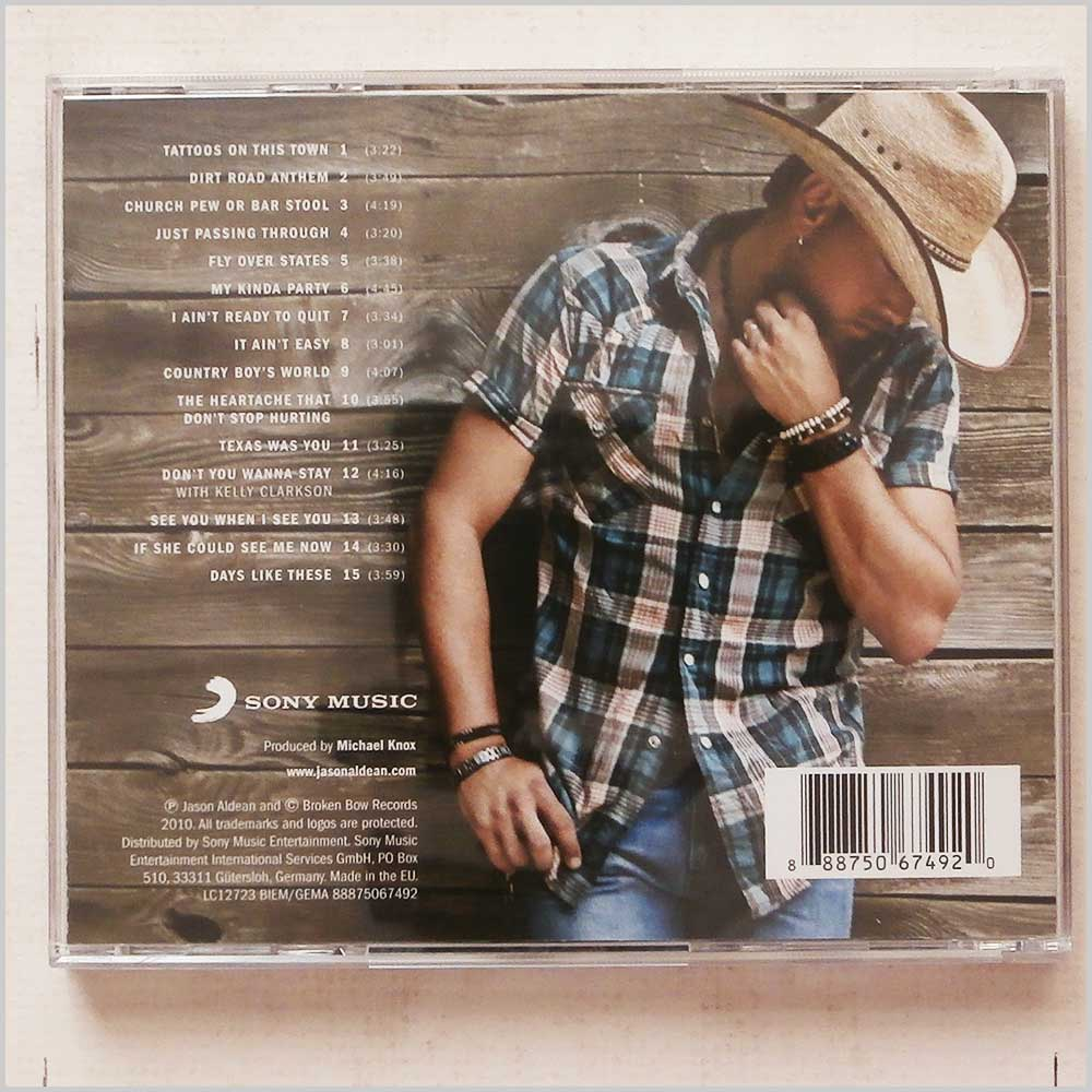 Jason Aldean - My Kinda Party (888750674920)