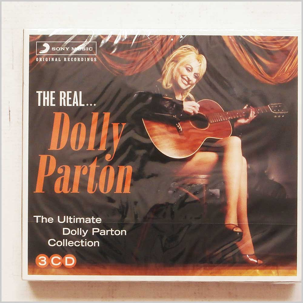 Dolly Parton  - The Real Dolly Parton (888837824422)