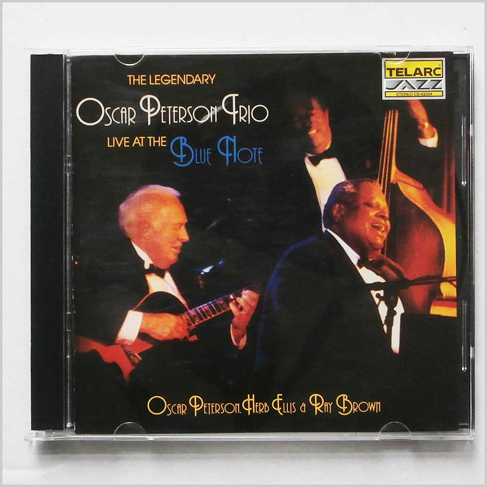 Oscar Peterson Trio - Live At The Blue Note (89408330421)