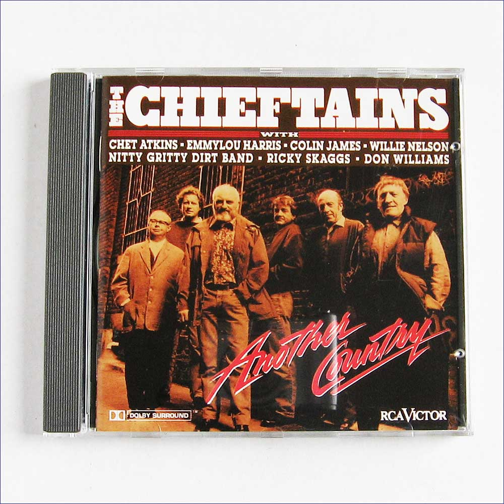 The Chieftains - Another Country (9026609392)