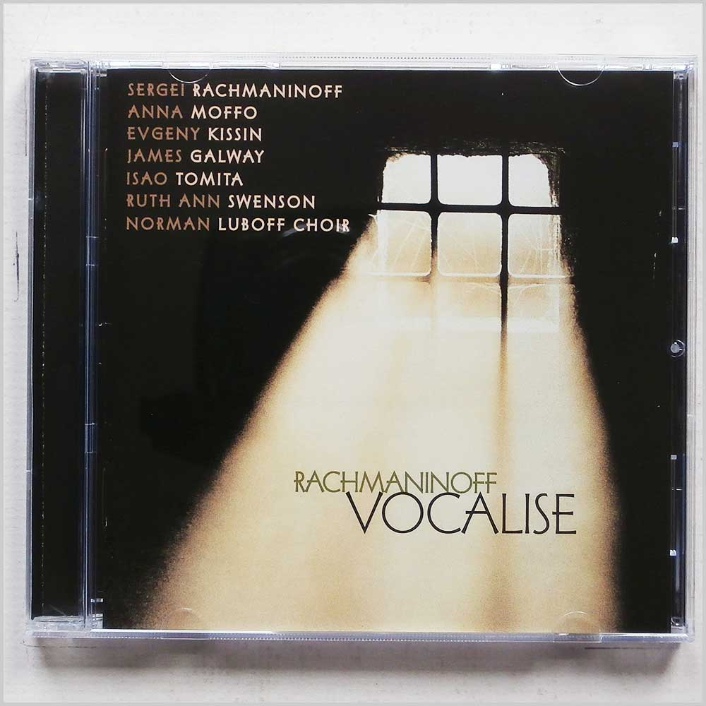 Anna Moffo, Evgeny Kissin, James Galway - Rachmaninoff: Vocalise (90266366927)