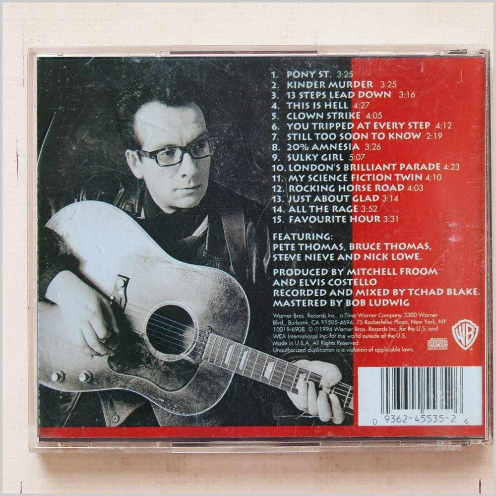 Elvis Costello - Brutal Youth (93624553526)