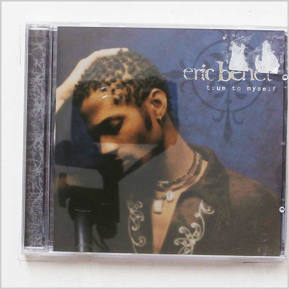 Eric Benet - True To Myself (93624627029)
