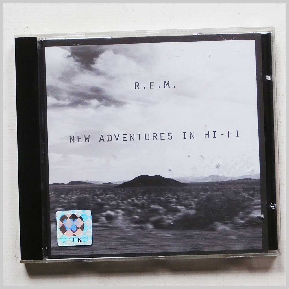 R.E.M. - New Adventures In Hi-Fi (93624632023)