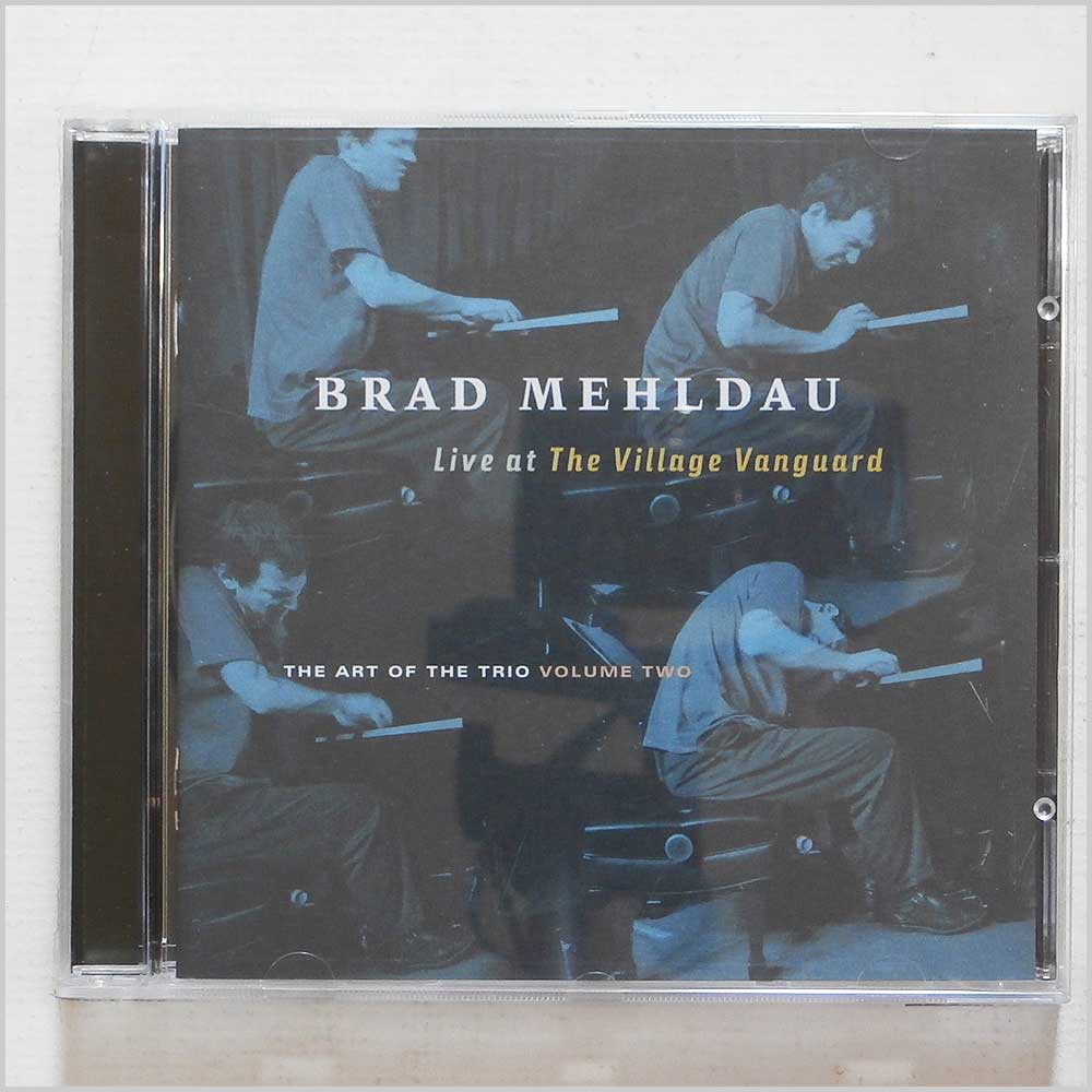 Brad Mehldau - The Art Of The Trio Volume 2: Live At The Village Vanguard (93624684824)
