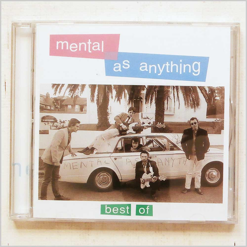 Mental As Anything  - Best of Mental As Anything  (9399602645025)