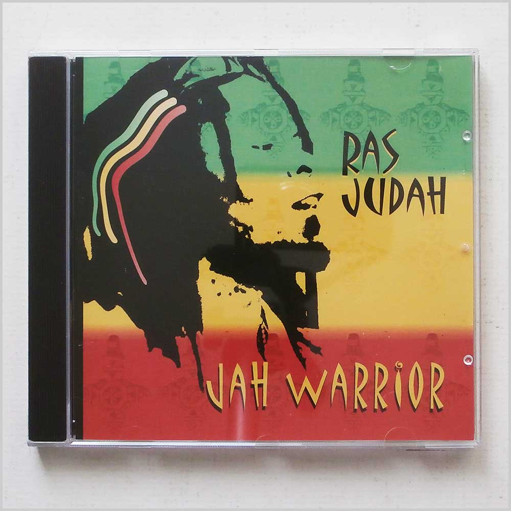 Ras Judah - Jah Warrior (9421021461150)