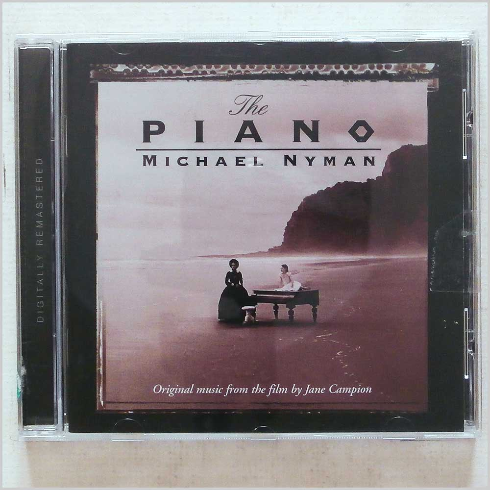 Michael Nyman - The Piano: Music From The Motion Picture (94636286921)