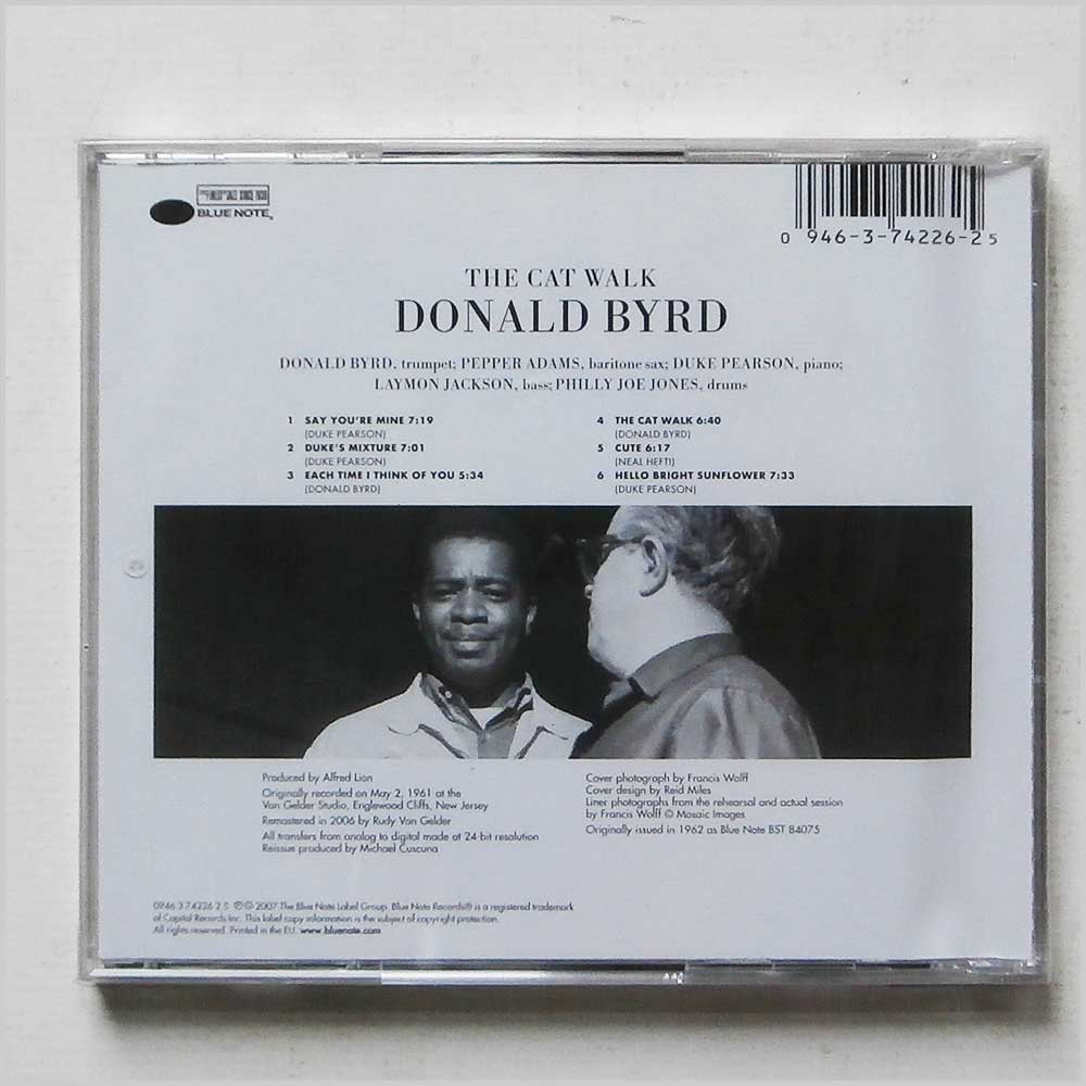 Donald Byrd - The Cat Walk (94637422625)
