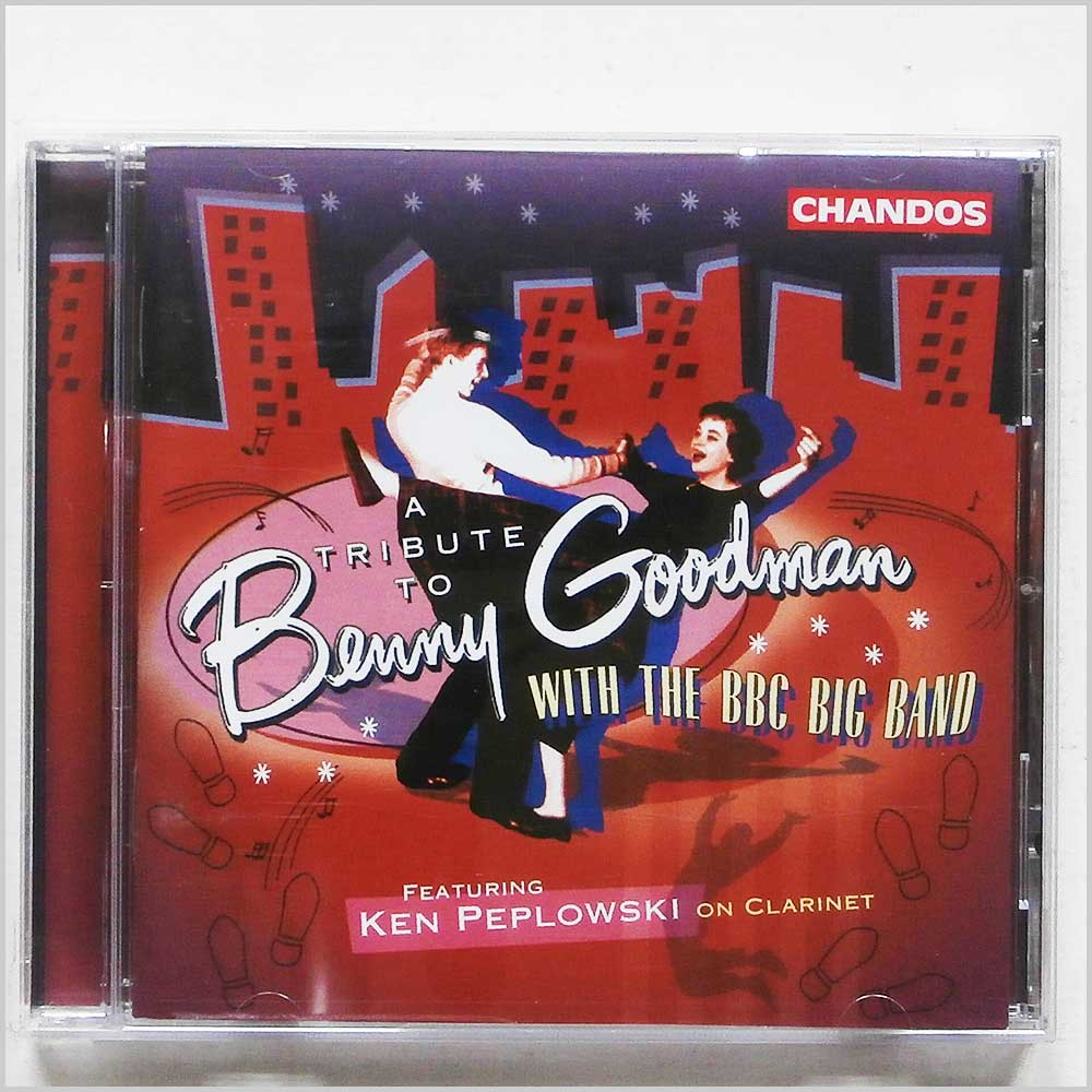 The BBC Big Band - A Tribute To Benny Goodman (95115992722)