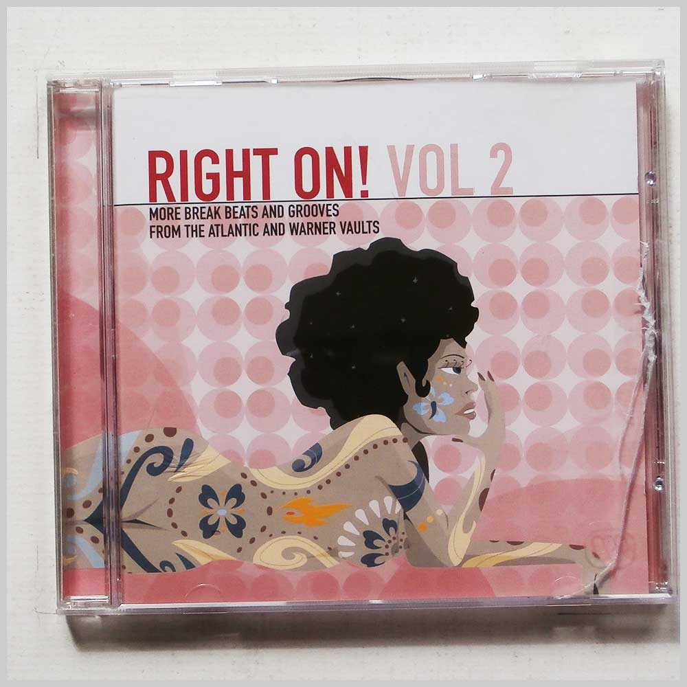 Various - Right On! Vol 2 (More Break Beats And Grooves From The Atlantic And Warner Vaults) (95483840021)