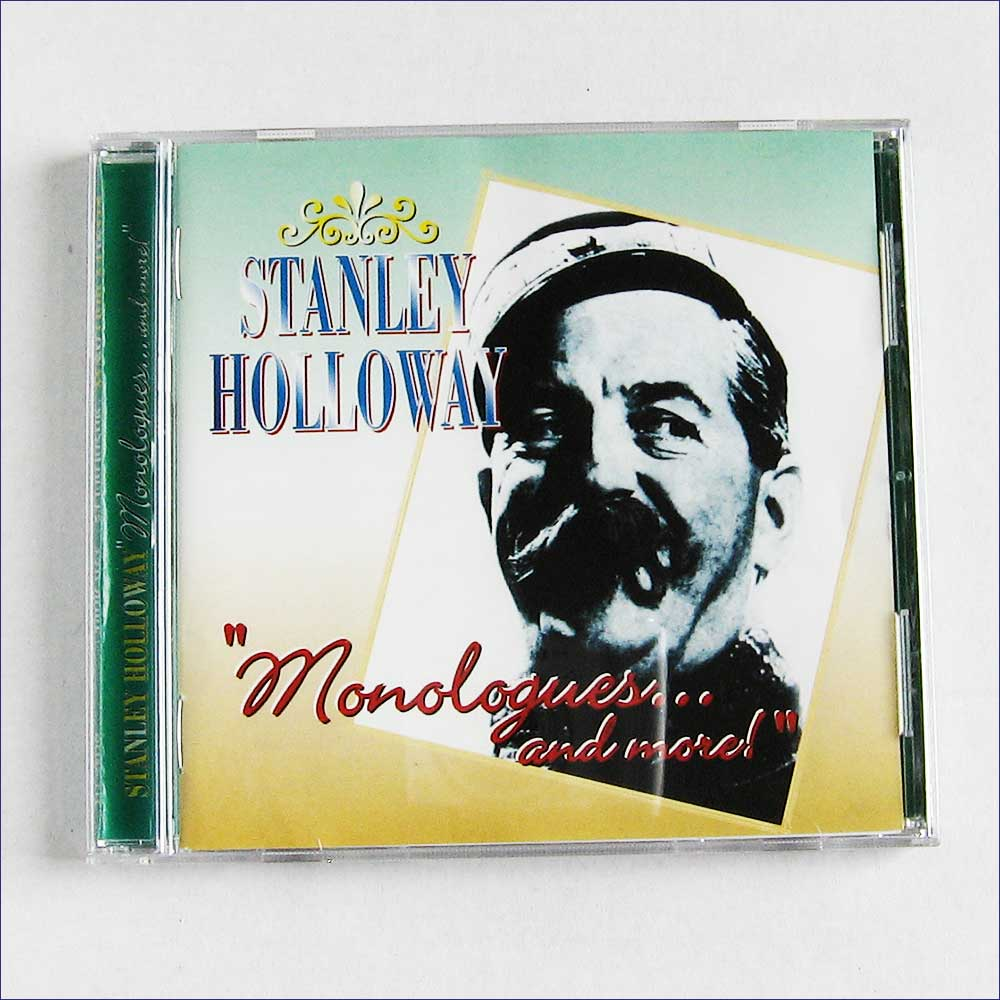 Stanley Holloway - Monologues and More! (AMSC717)