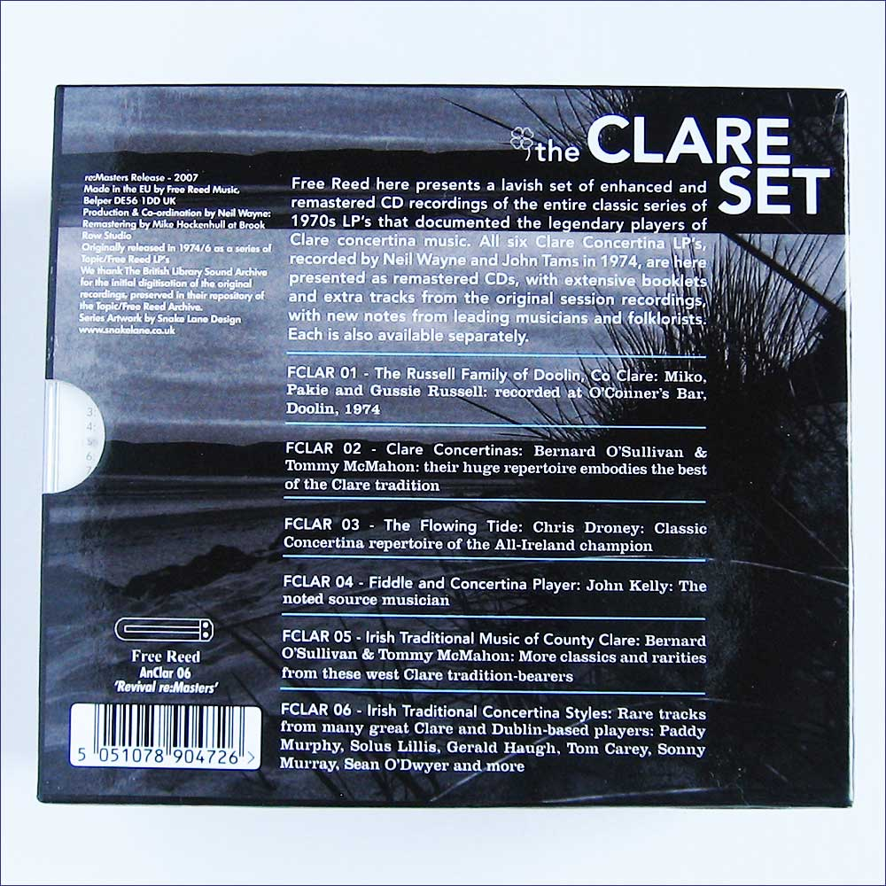 Various - The Clare Set (AnClor06)