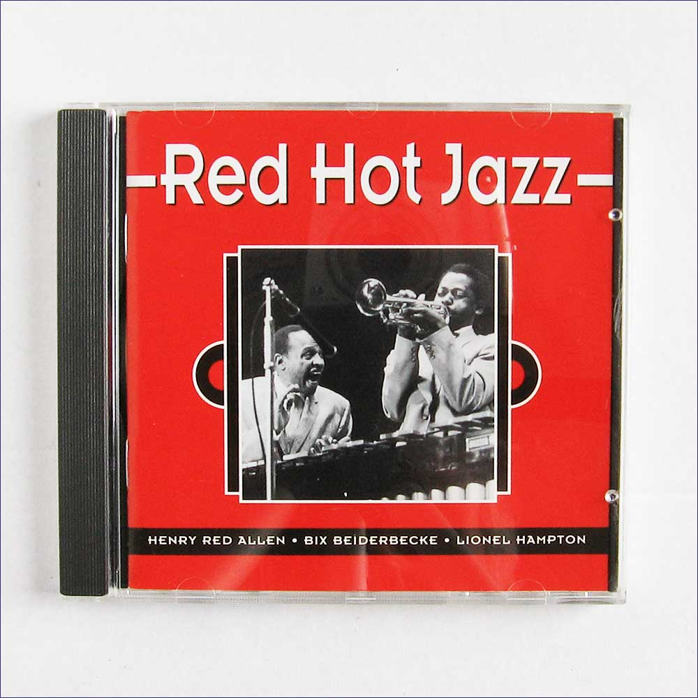 Various - Red Hot Jazz (AVC533)