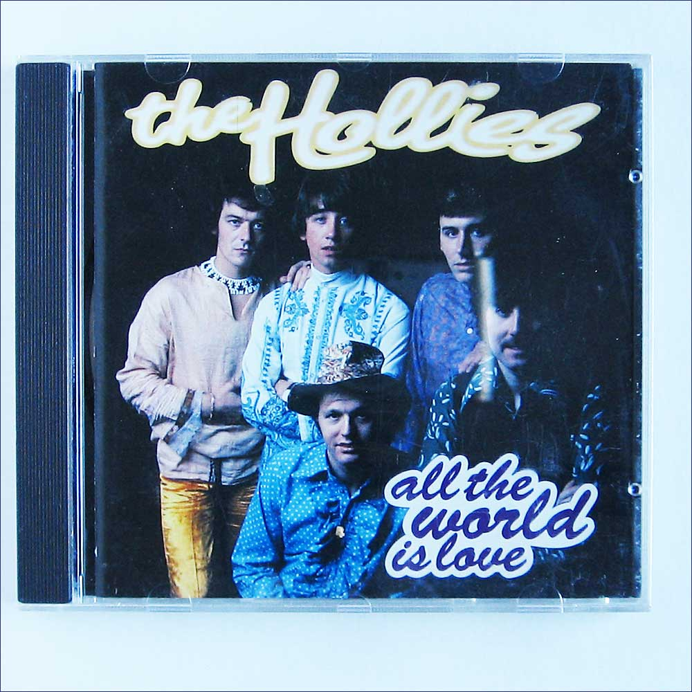 The Hollies - All The World Is Love (BR146-2)